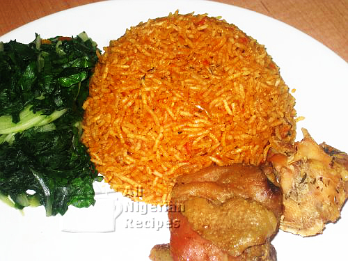 basmati jollof rice