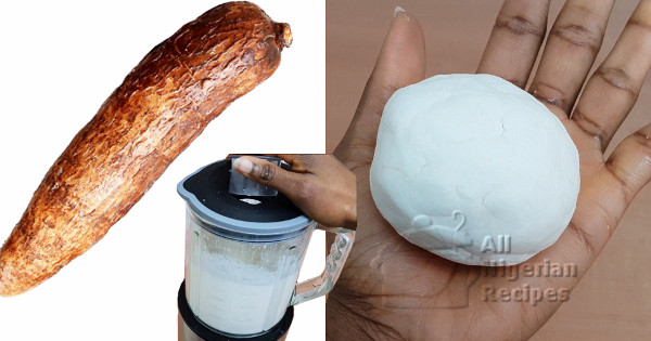 new generation cassava fufu