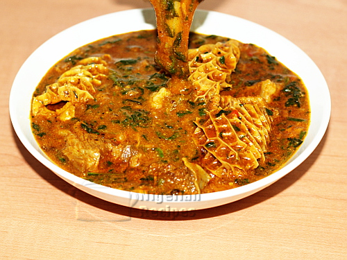 easiest ogbono soup recipe