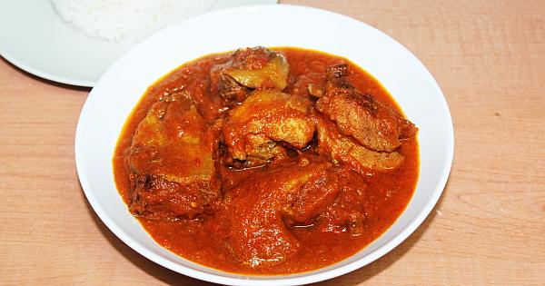 oiless tomato stew